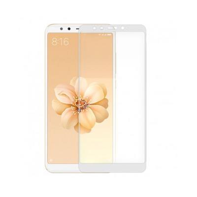 Película de Vidro Temperado Fullscreen Xiaomi Mi A2/Mi 6X Branca