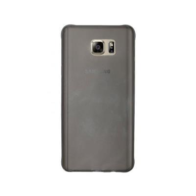 Silicone Case Samsung S7 Edge Dark Transparent