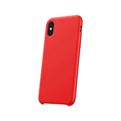 Case iPhone X/XS Baseus Premium Red