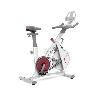 Bicicleta Estática Yesoul Spinning Indoor Smart S3 Branca