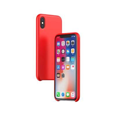 Case iPhone X/XS Baseus Premium Red