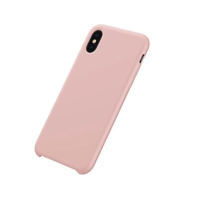 Capa iPhone X/XS Baseus Premium Rosa