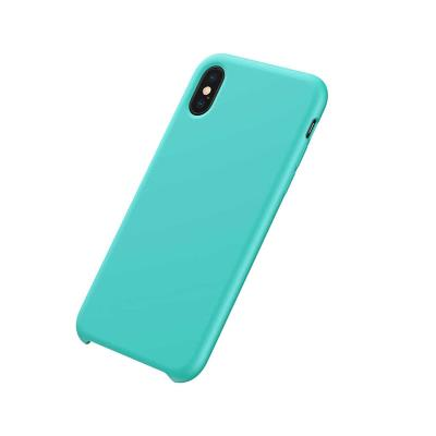 Capa iPhone X/XS Baseus Premium Azul