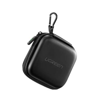 Bolsa Ugreen para Auriculares/Acessórios GSM Preta