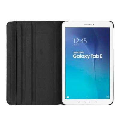 Flip Cover Case Samsung TAB E Black (T560)
