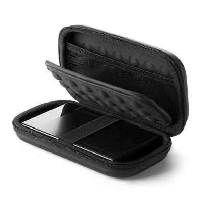 Transport Bag (L) Ugreen LP128 for External Disks Black