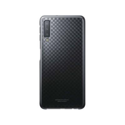 Capa Gradation Original Samsung A7 2018 Preta (EF-AA750CBE)