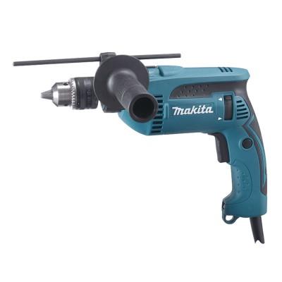 Drill Makita HP1640K 760W Blue/Black