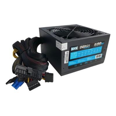 Power Supply 3GO PS601SX 600W Black