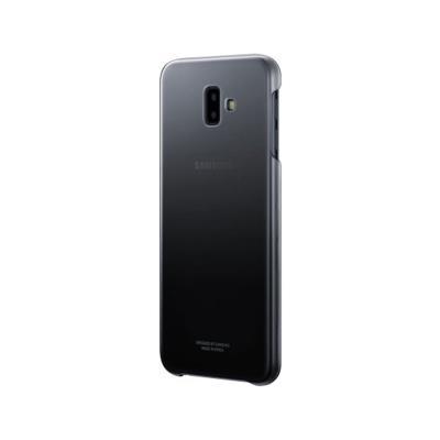 Funda Gradation Original Samsung J6 Plus 2018 Negro (EF-AJ610CBE)