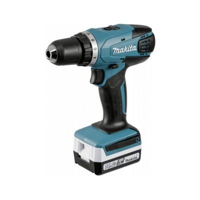 Drill Makita DF347DWE 1400RPM Blue/Black