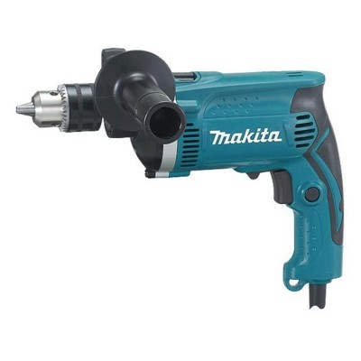 Drill Makita HP1630K 710W Blue/Black