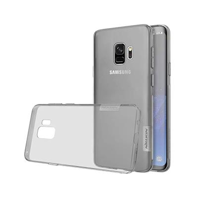 Nillkin Silicone Case Samsung S9 Transparent Grey