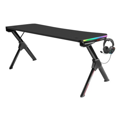 Gaming Table Mars Gaming MGDXLRGB 160x60x75cm Black