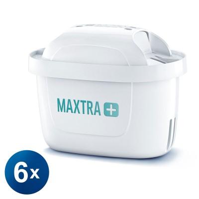 Filter Brita Maxtra + Pure Perfomance 6 Units White