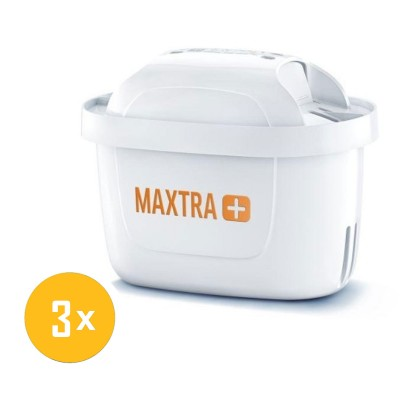Filter Brita Maxtra + Hard Water Expert 3 Units White