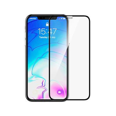 Protector Pantalla Cristal Templado iPhone XS Max/11 Pro Max Fullscreen Negra