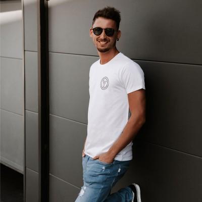 T-shirt You Get Core Branca