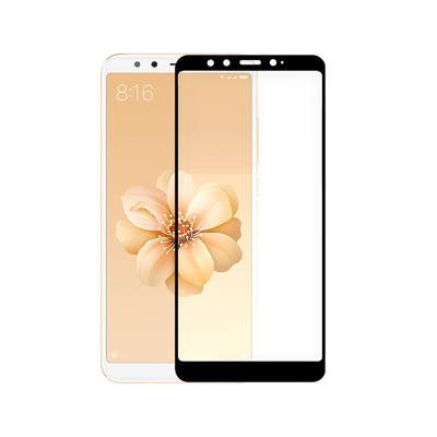 Película de Vidro Temperado Xiaomi Mi A2/Mi 6X Preta
