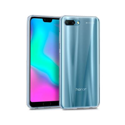 BLACK HUAWEI HONOR 10 SILICONE CASE
