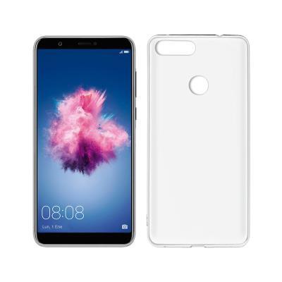 Capa Silicone Huawei P Smart Transparente