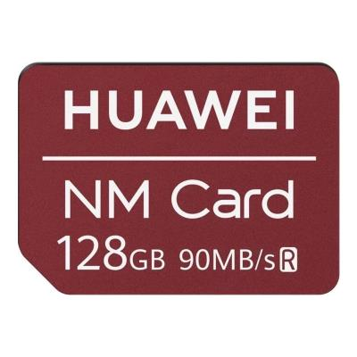 Memory Card Huawei Nano 128GB Red