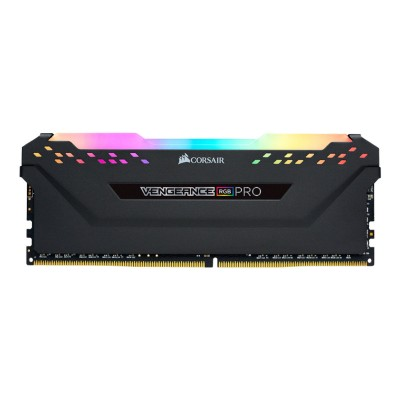 RAM Memory Corsair Vengeance RGB PRO 8GB DDR4 (1x8GB) 3200Mhz (CMW8GX4M1Z3200C16)