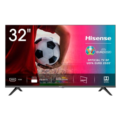 "TV Hisense 32"" LED HD Preta (A5100F)"