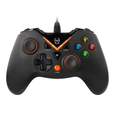 Comando Krom Key Pro Gaming PS3/PC (NXKROMKEY)