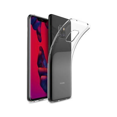 Capa Silicone Huawei Mate 20 Pro Transparente
