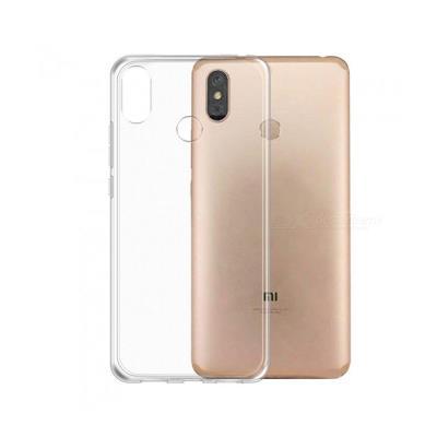 Silicone Case Xiaomi Mi Max 3 Transparent
