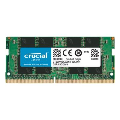 RAM Memory Crucial 16GB DDR4 (1x16GB) 3200MHz (CT16G4SFRA32A)