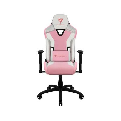 Gaming Chair Thunderx3 TC5 Pink/White