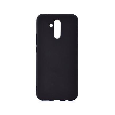 Silicone Case Huawei Mate 20 Lite Black