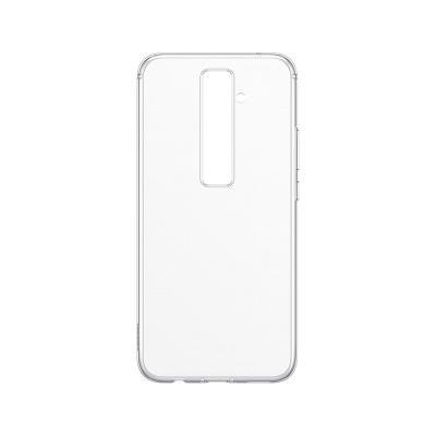 Capa Hard Original Huawei Mate 20 Lite Transparente