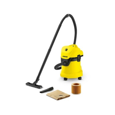 Industrial Vacuum Karcher WD3 1400W Yellow (1.629-801.0)