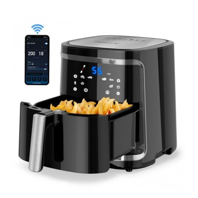 Fryer Smart Aigostar 7L 1900W Black