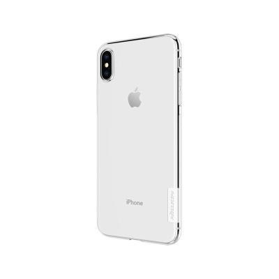 Capa Silicone Nillkin iPhone XS Max Transparente
