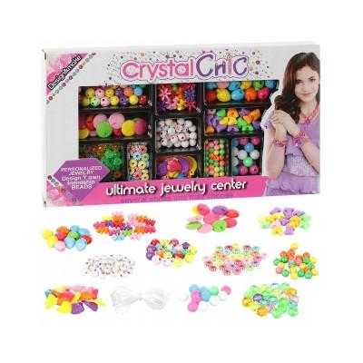 Jogo Crystal Chic Pulseiras Fashion