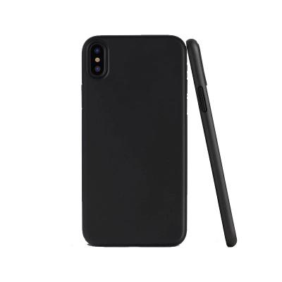 Hard Case iPhone XS Max Black