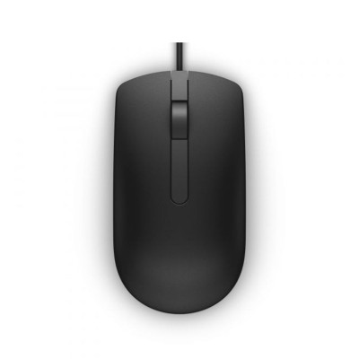 Mouse Dell MS116 1000 DPI Black (570-AAIS)