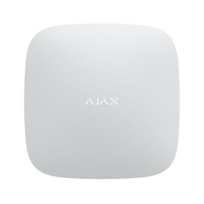 Central de Alarme Ajax Hub 2 Dual SIM Branco (AJ-HUB2-W)