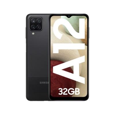 Samsung Galaxy A12 32GB/3GB Dual SIM Black