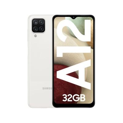 Samsung Galaxy A12 32GB/3GB Dual SIM White