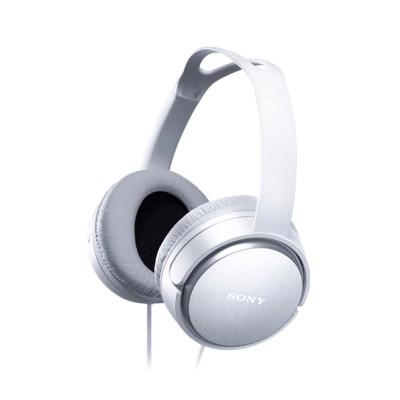 Auscultadores Sony Branco (MDR-XD150W)