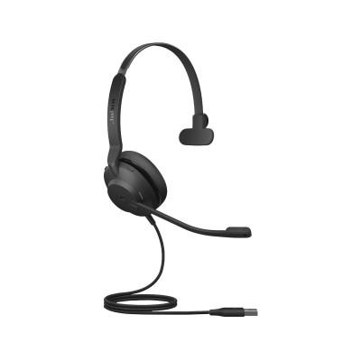 Headset Jabra Evolve2 30 MS Mono Preta