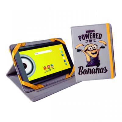 "Tablet E-Star 10.1"" 8GB/1GB Tema Minions Banana"