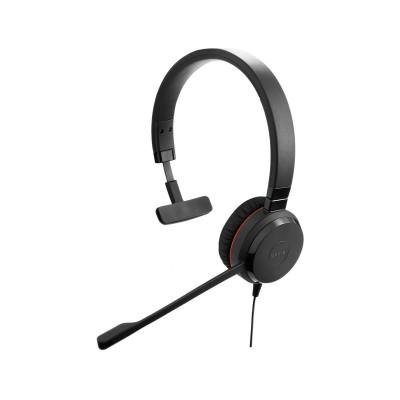 Headset Jabra Evolve 30 II MS Mono Preta
