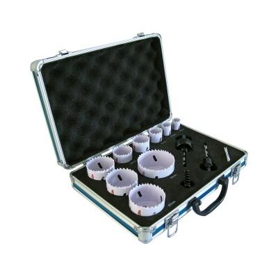 Drill Makita D-47282 12 Parts 19-68mm