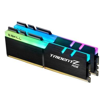 Memória RAM G.Skill Trident Z RGB 16GB DDR4 (2x8GB) 3000MHz